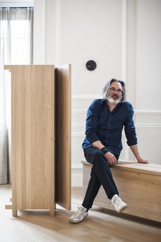 """Trois questions au designer Casimir: """"Nous avons senti immédiatement l'impact du confinement"""""""