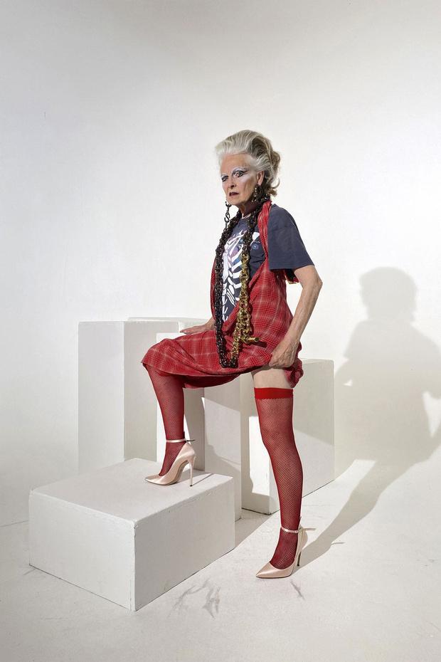 """Vivienne Westwood, 80 ans: """"J'aime les signes de l'âge"""""""