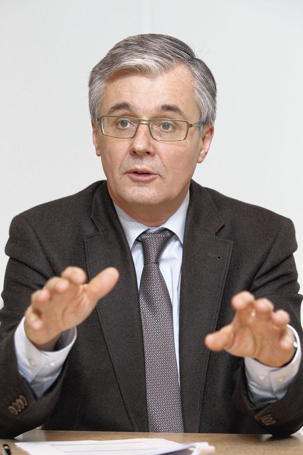 """Jean-Pierre Mellen (Recticel): """"Du sang, de la sueur et des larmes"""""""
