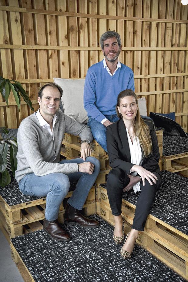 La start-up belge qui veut optimiser la livraison à domicile