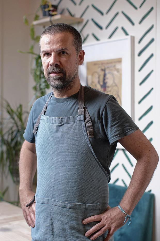 La cacio e pepe de Michele Rosa, chef du Mangiavino