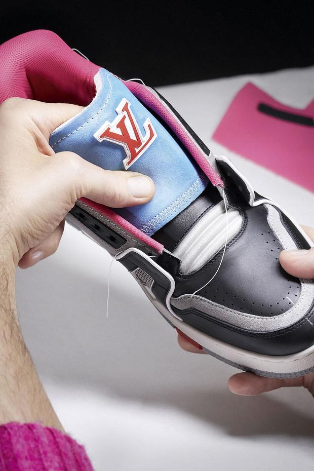 In nieuwe schoentjes