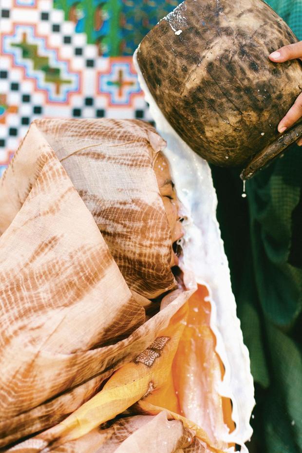 Mauritanie: quand beauté rime avec obésité (en images)
