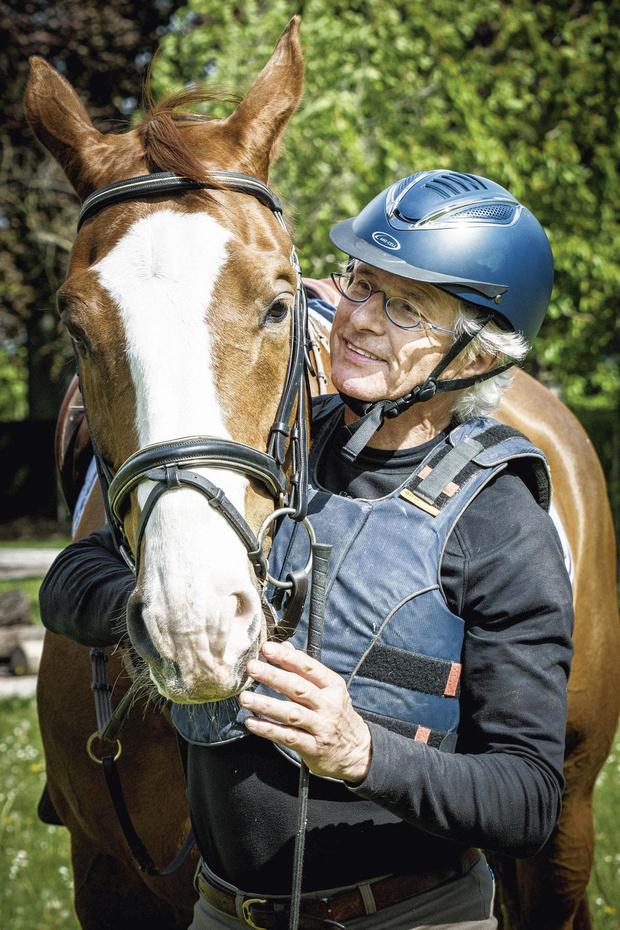 'De ruiter moet even fit zijn als het paard'