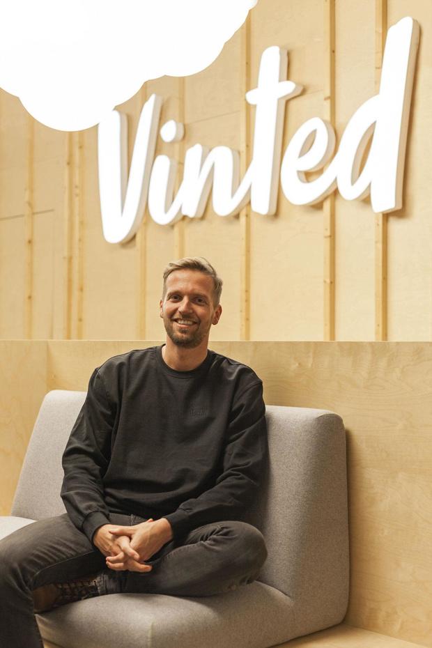 Trois questions à Thomas Plantenga, CEO de Vinted