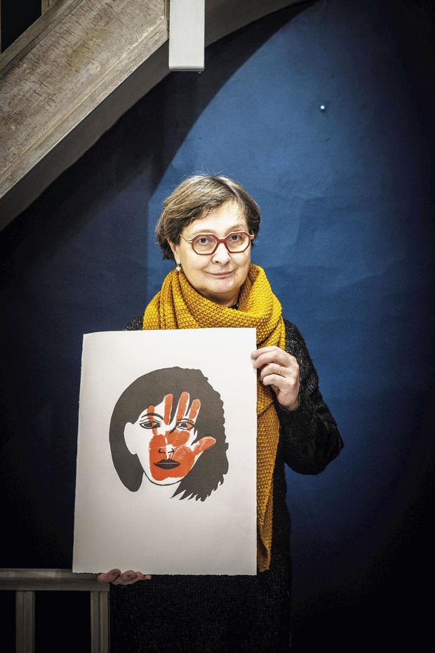 De verhalen (en de hand) van Marina Cerralvo
