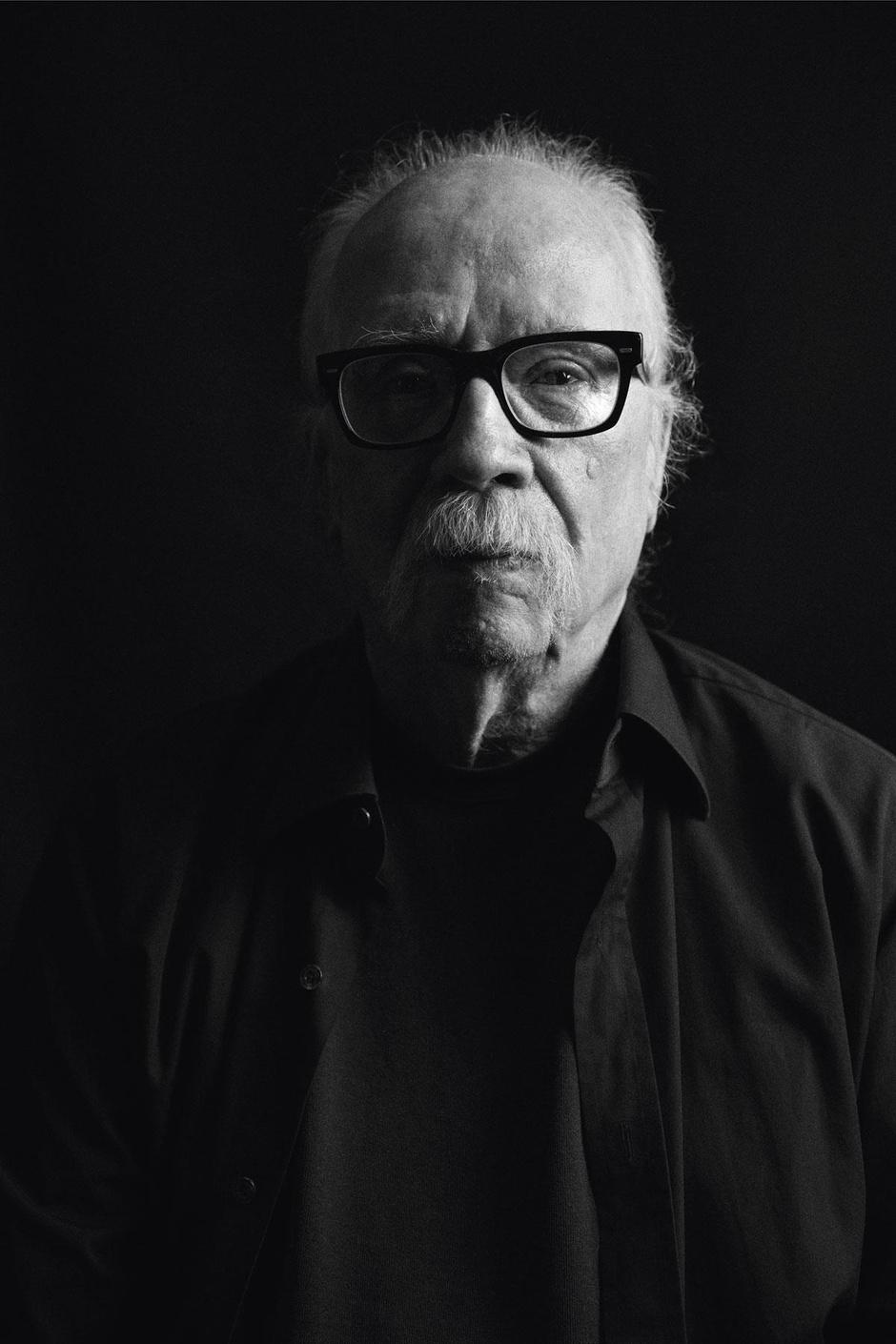 """John Carpenter, la griffe de la nuit: """"Mon grand amour reste le cinéma"""""""