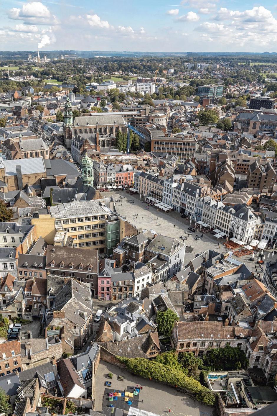 Économie, écologie, énergie et participation citoyenne: Mons, une ville en transition(s)