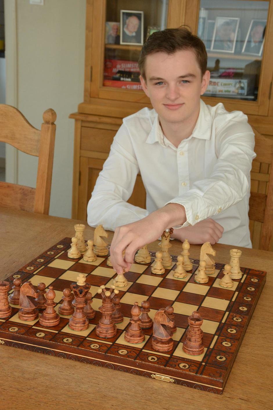"""Hoe zou het nog zijn met (5/6): Lowie Tomme: """"Tegen Kasparov spelen, maakte toch wel indruk"""""""