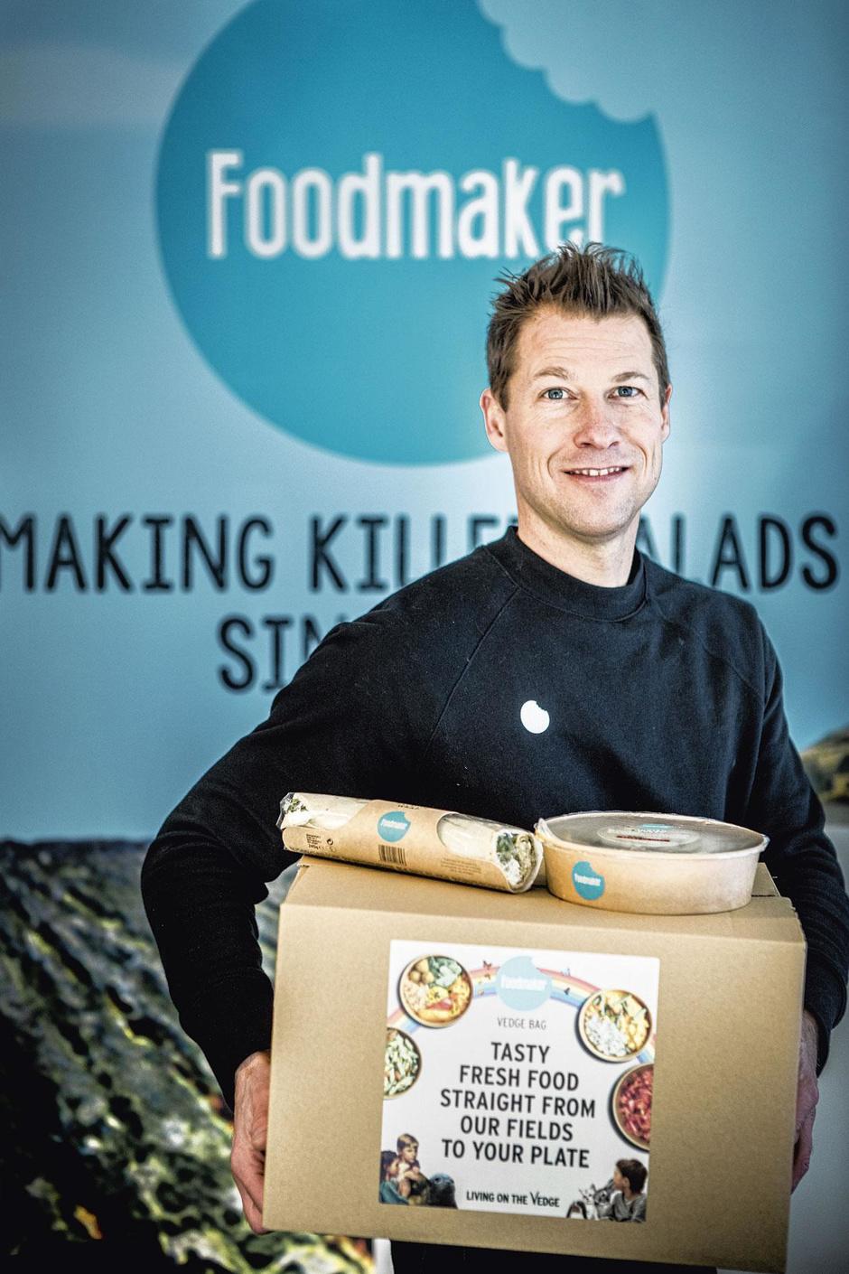 Foodmaker wil zijn klanten gezonder doen eten: 'Bedrijfskantines serveren nog te veel ongezonde voeding'