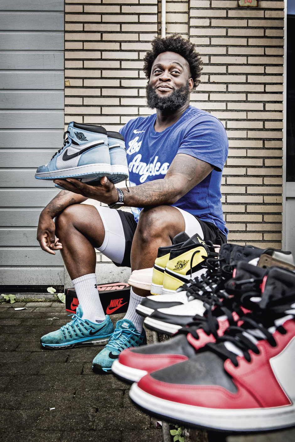 Van basketsloefke tot statussymbool: hoe jongeren de herverkoopmarkt voor sneakers de hoogte in stuwen