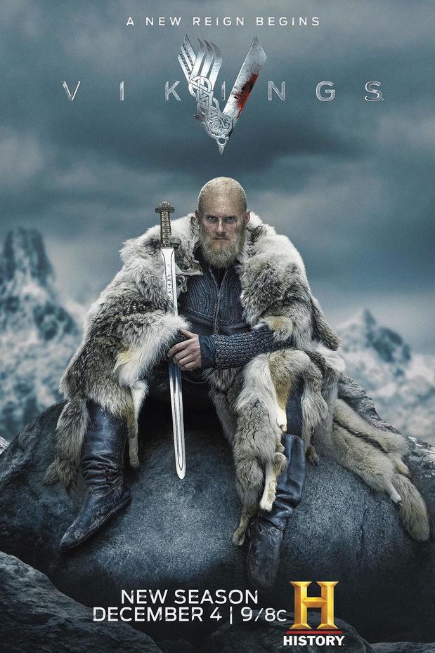Vikings (saisons 1 - 5)
