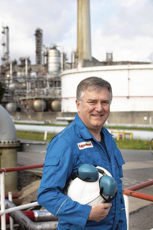 Vlaming leidt raffinaderij ExxonMobil