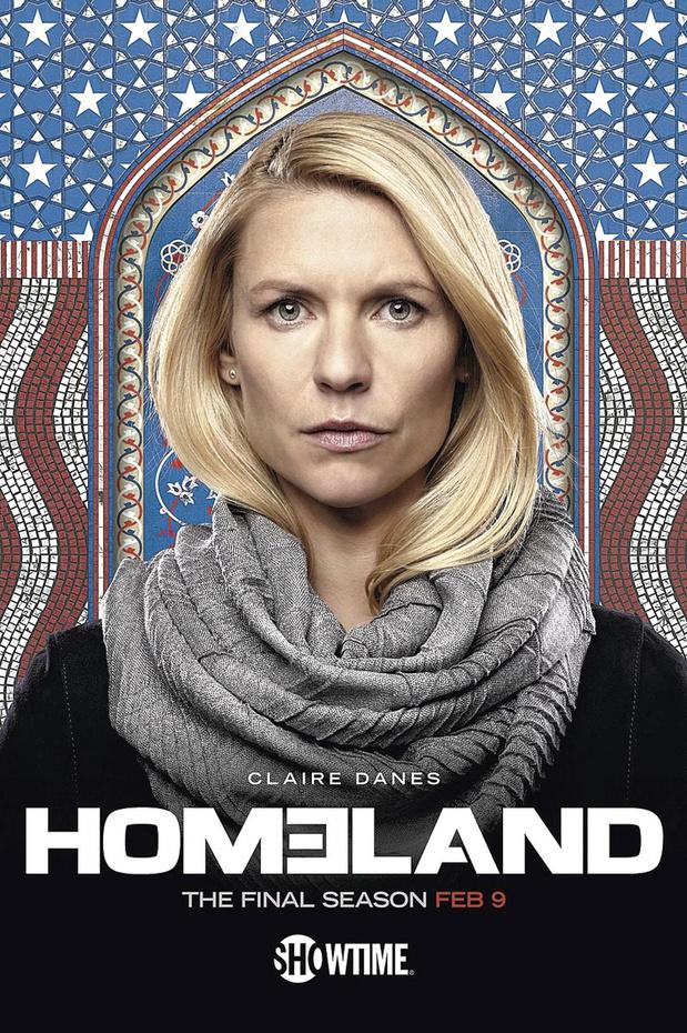 """"""" Homeland """", huitième saison"""