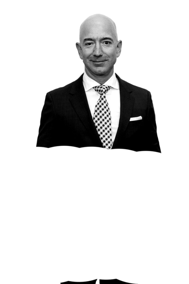 Jeff Bezos - Geen vakbond