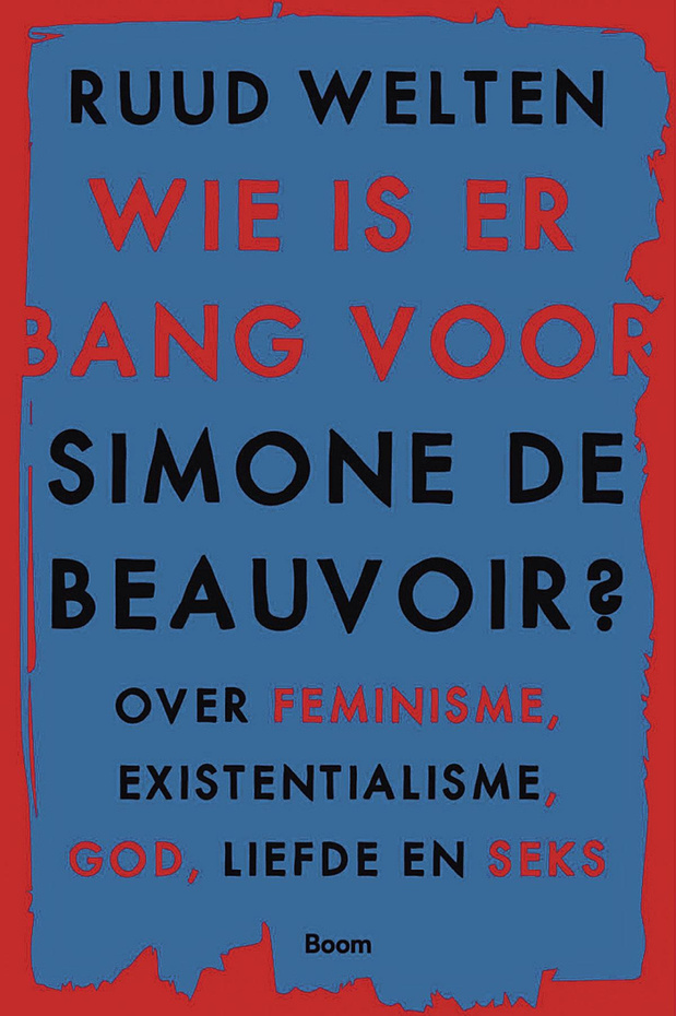 Man leest De Beauvoir