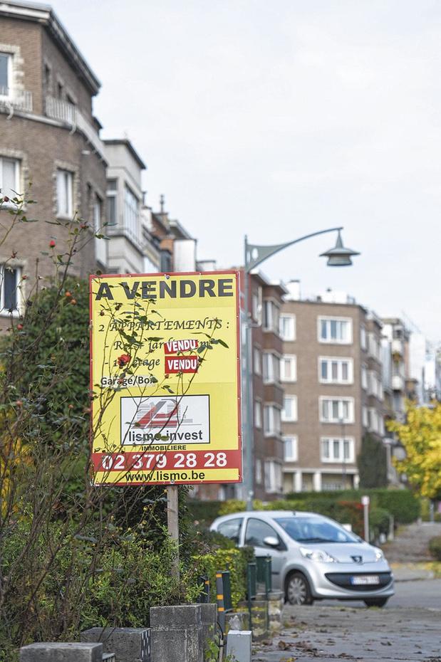 Le marché de l'immobilier belge en surchauffe
