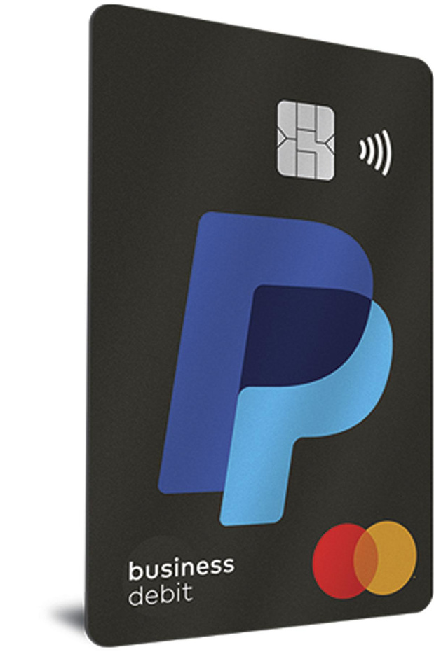 PayPal propose désormais sa carte de débit à ses utilisateurs belges