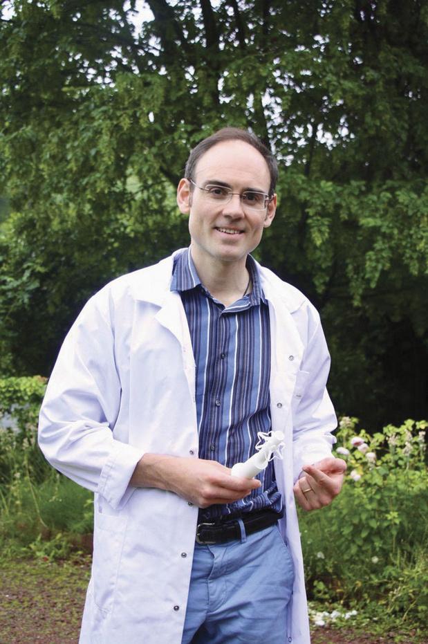 Luc Joyeux, co-scénariste de la prime enfance