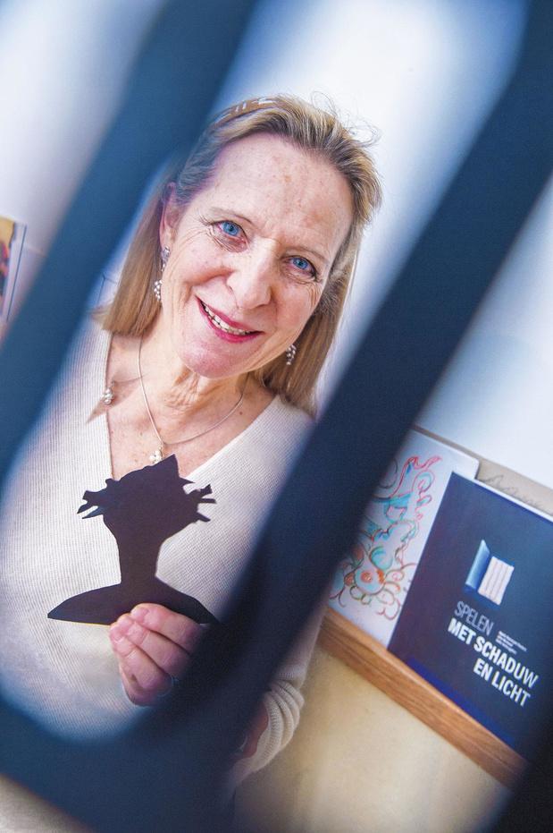 Agnès Rammant brengt kunst naar detentie