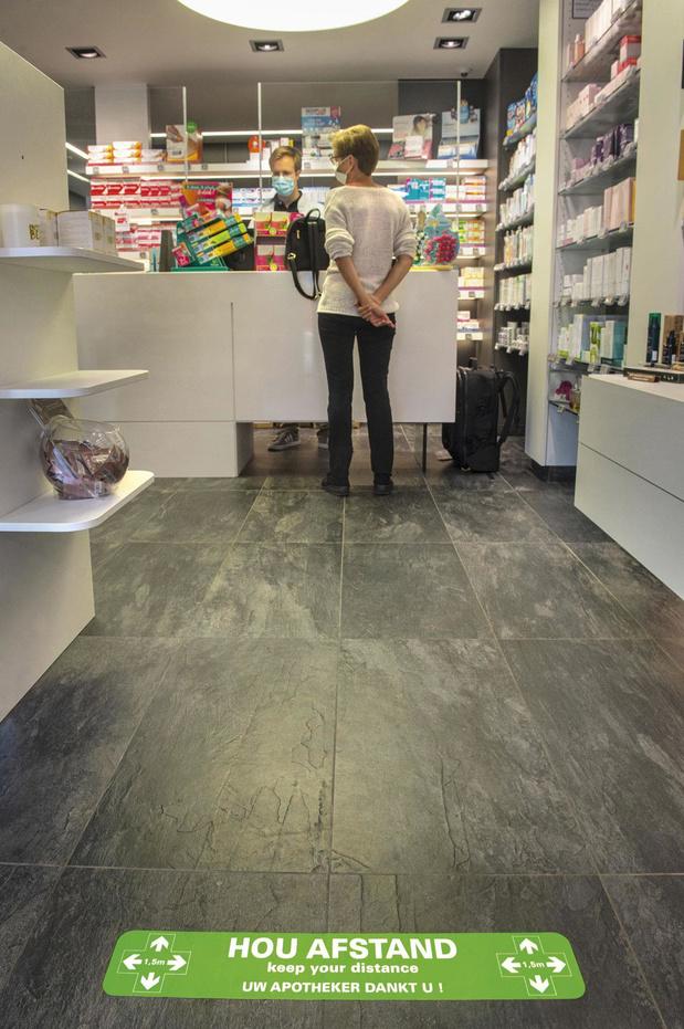 'Ik was nog nooit zo trots dat ik apotheker ben'