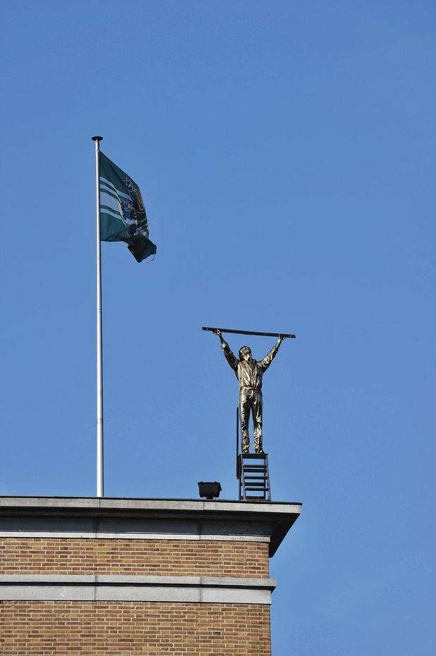 In het nieuws: À Anvers, plus personne pour mesurer les nuages