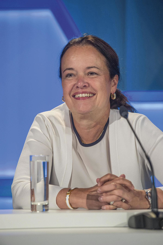 Prof. Martine Piccart is Giant of Cancer Care 2020