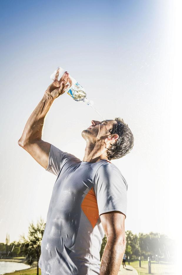 Sporten bij zomerse temperaturen: de juiste kledij kan het verschil maken