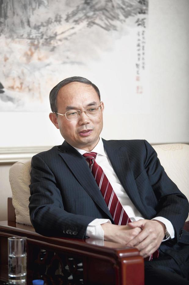 """Cao Zhongming (ambassadeur de Chine): """"Notre dépendance aux marchés extérieurs va diminuer"""""""