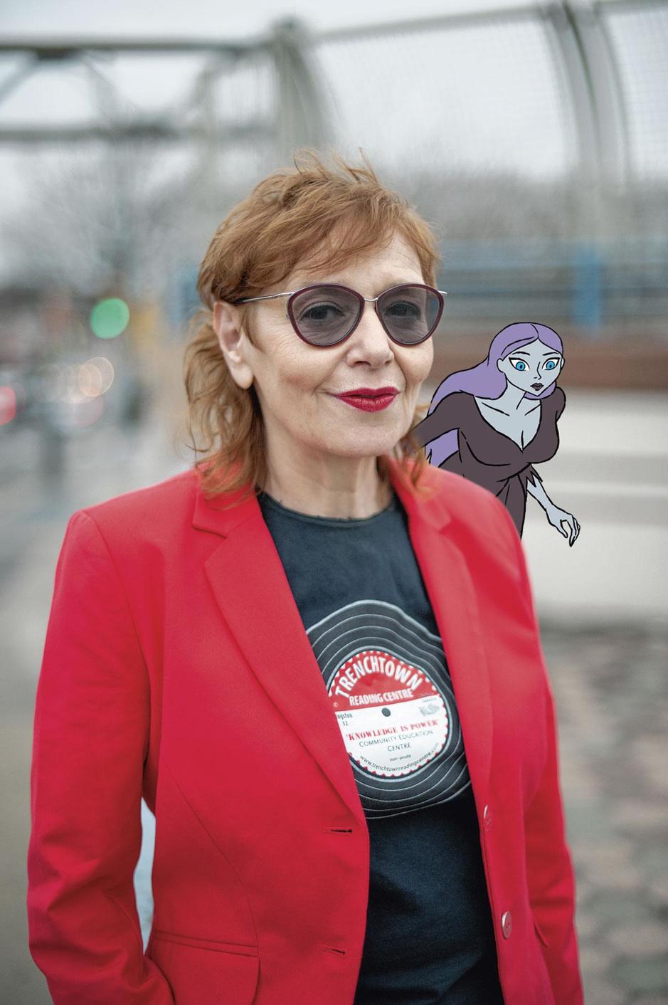 Vivien Goldman, l'étoffe des sheroes