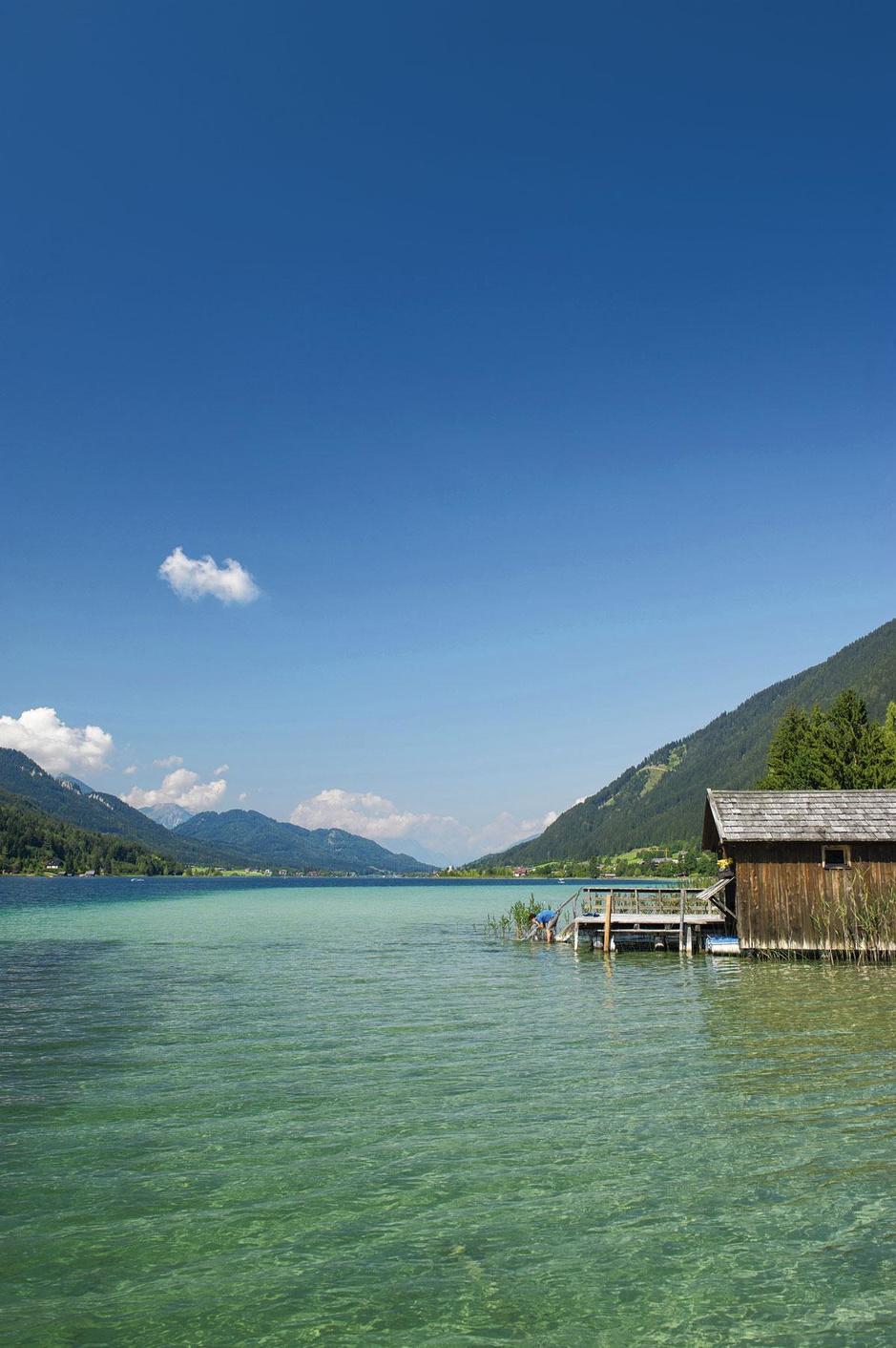Prendre l'air dans les montagnes autrichiennes: 10 plaisirs d'été en Carinthie (en images)