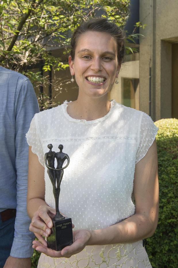 Ine Van den Wyngaert wint Prijs Jonge Huisarts