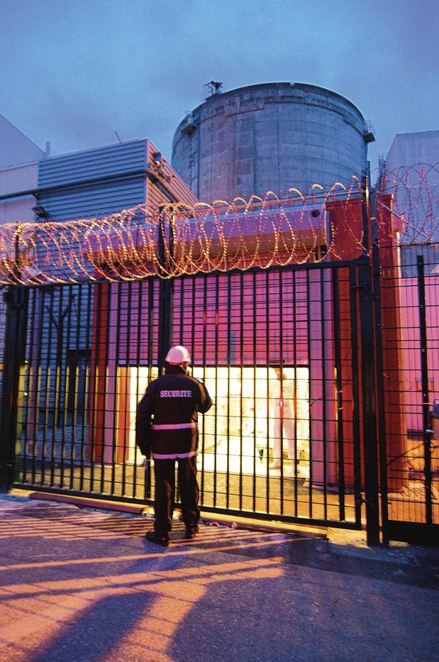 La centrale de Fessenheim a entamé sa fermeture