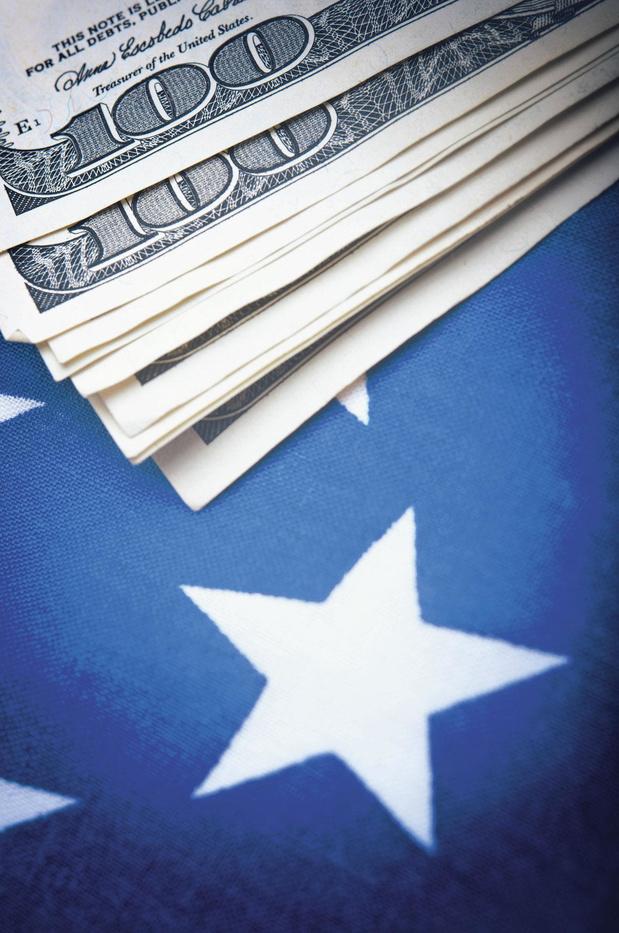 'Op stressmoment is de dollar de enige munt die je wilt hebben'