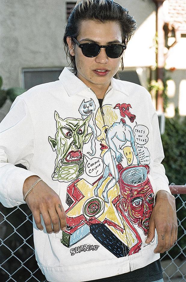 4 Koop een Supreme-shirt van Daniel Johnston