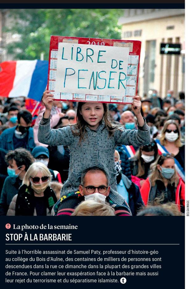 Stop à la barbarie