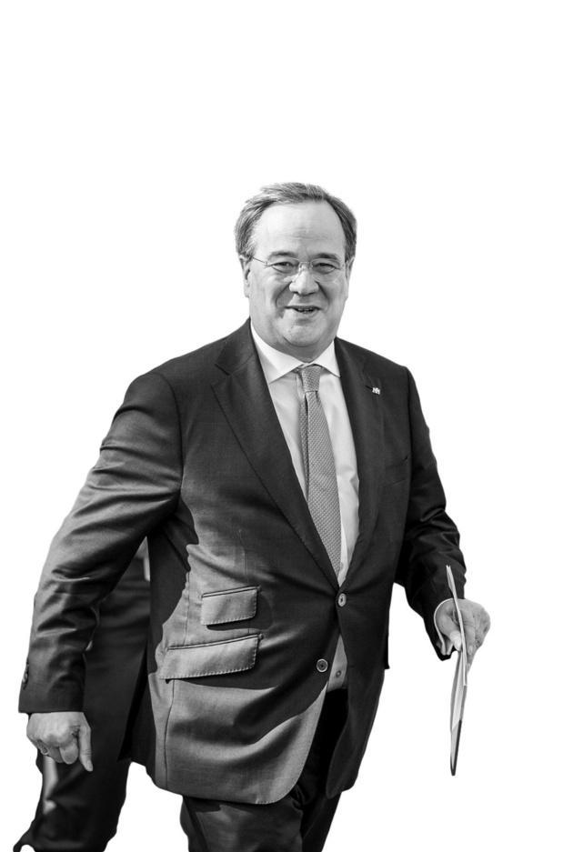 Armin Laschet - Volgt halve Belg Merkel op?