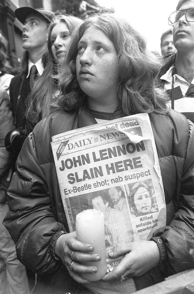"""Le 8 décembre 1980, John Lennon est assassiné """"pour la gloire"""""""