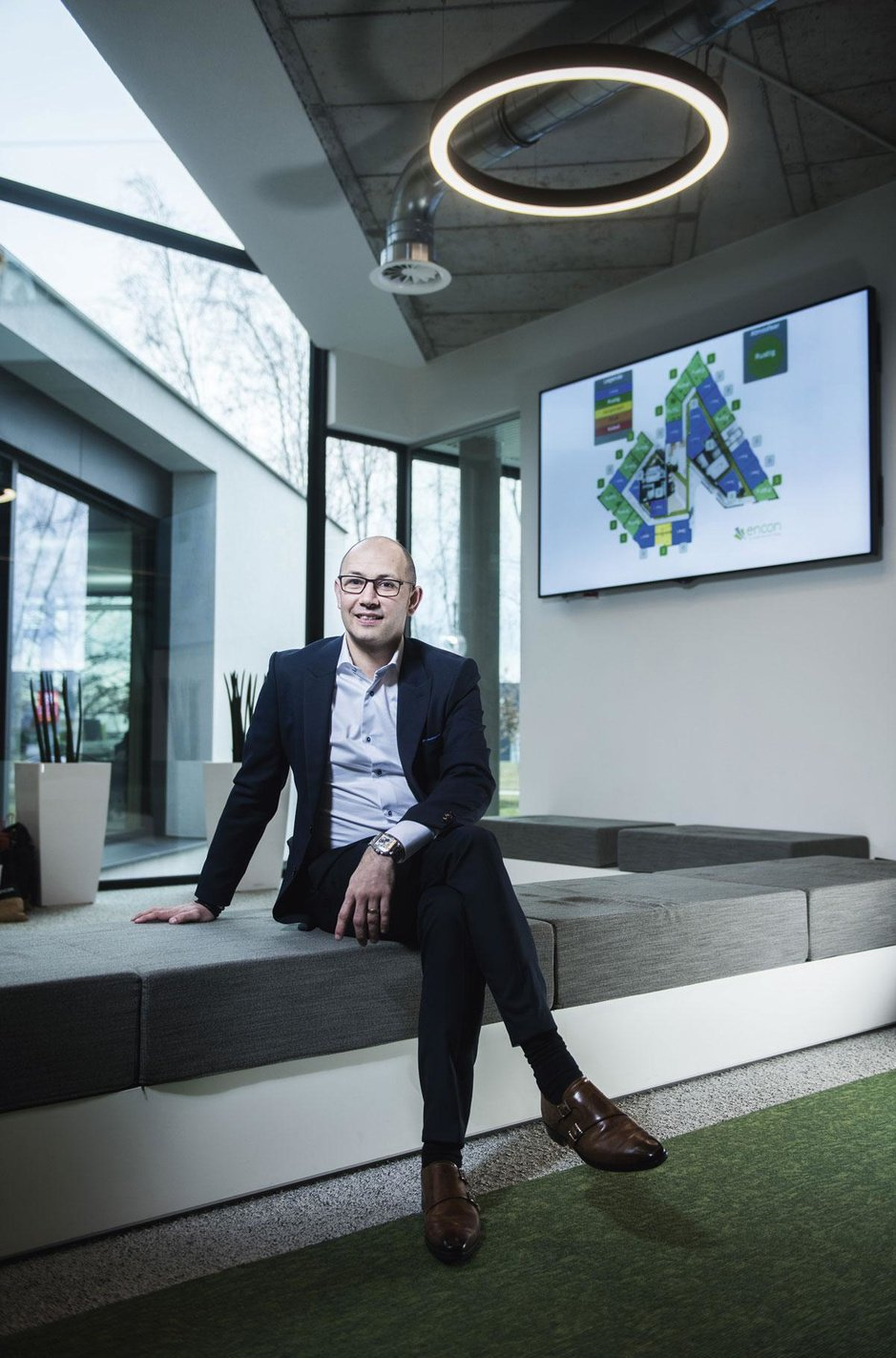 Robin Bruninx (CEO Encon): 'Duurzaamheid mag geen laagje vernis zijn'