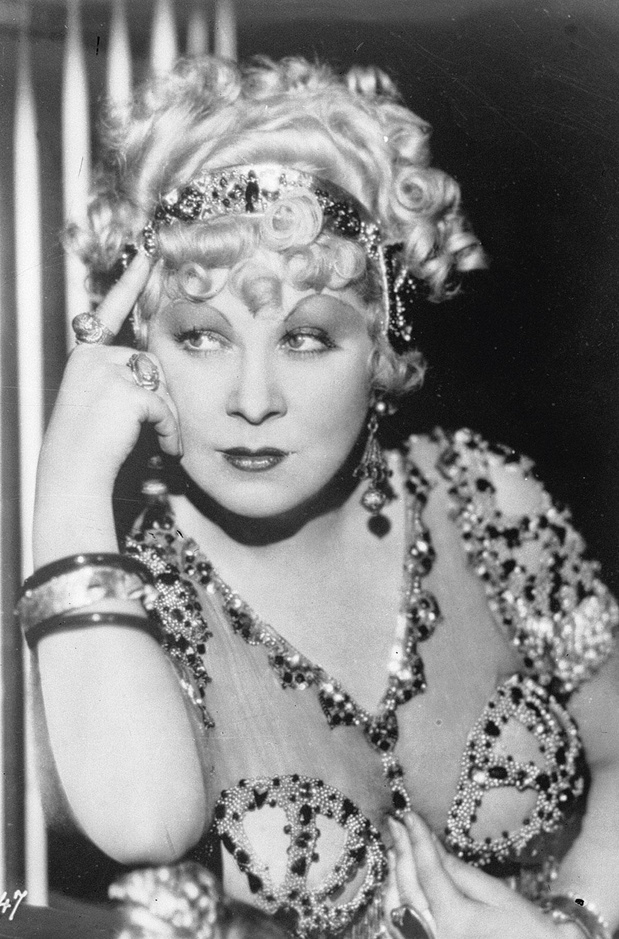 [à la télé ce soir] Mae West: une star sulfureuse