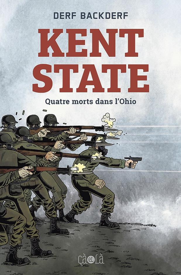 Kent State - Quatre morts dans l'Ohio