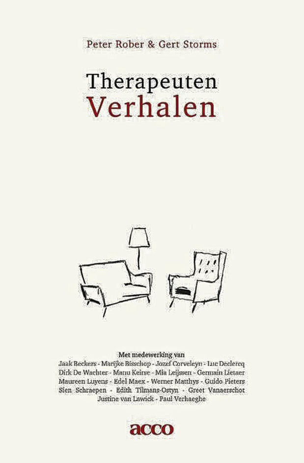Therapeut op de sofa