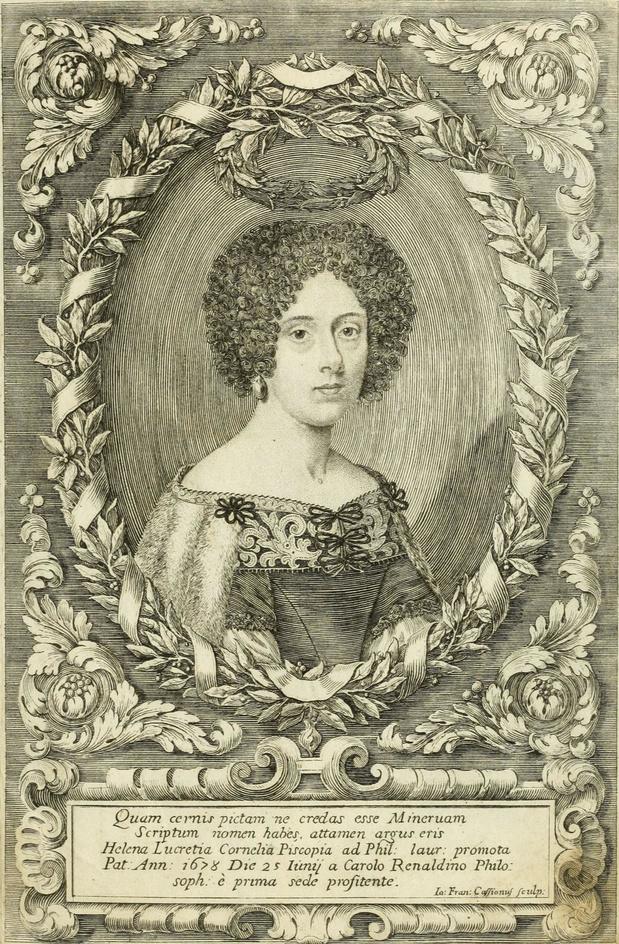 Une sacrée paire de pionnières : Elena Piscopia, première femme au monde à recevoir un titre universitaire