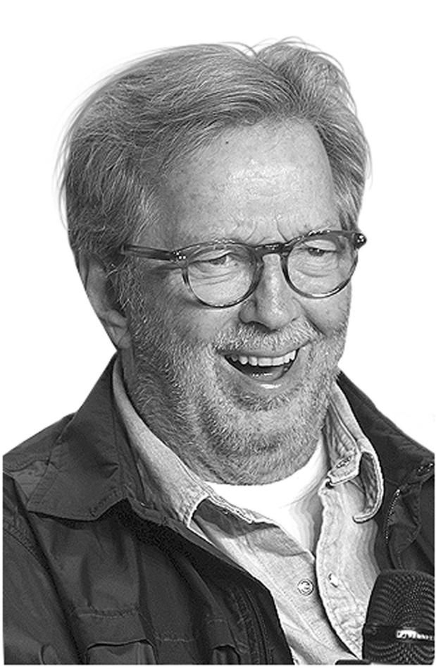 Eric Clapton - Vindt vaccinpas discriminatie