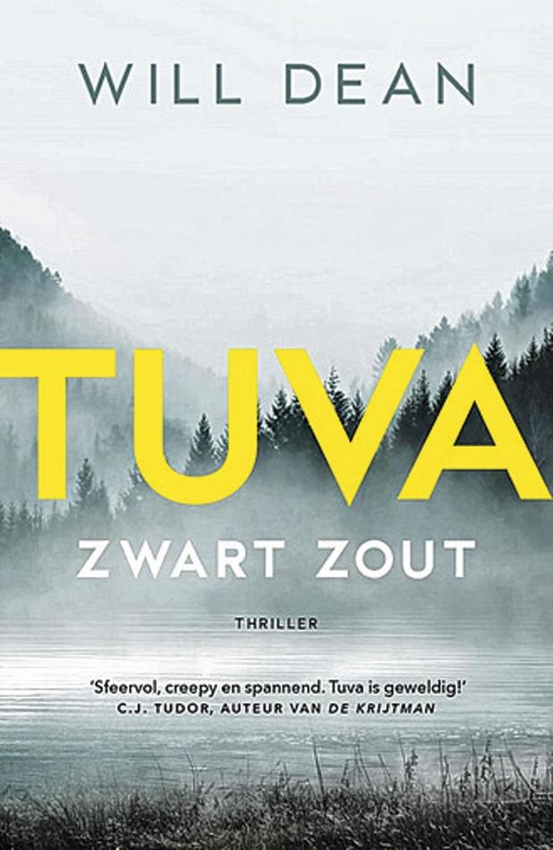 Tuva - Zwart zout