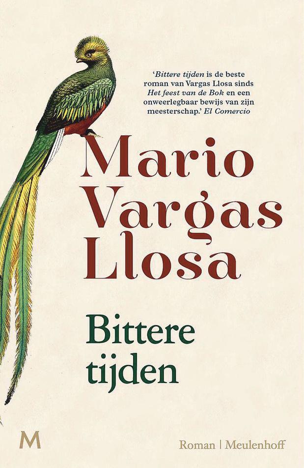 Bittere tijden van Mario Vargas Llosa