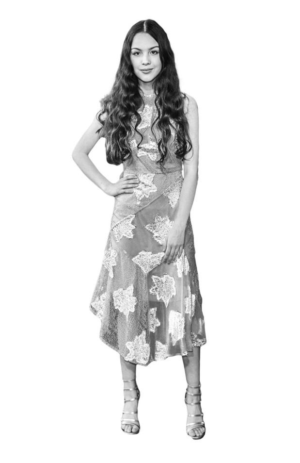 Olivia Rodrigo - Aan de Spotify-top