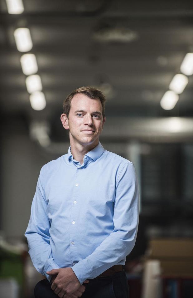Thijs Claes (CEO van drukkerij Daddy Kate): 'Soms is transparantie hard, maar we hebben geen geheimen'