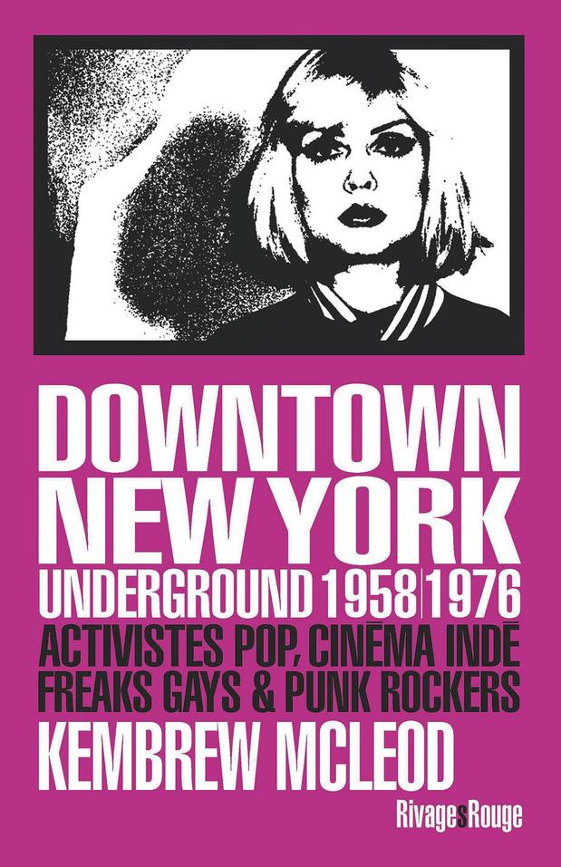 """La """"Grosse Pomme"""" en punk lady"""
