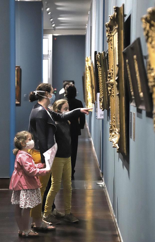 Musées royaux des beaux-arts : premier bilan